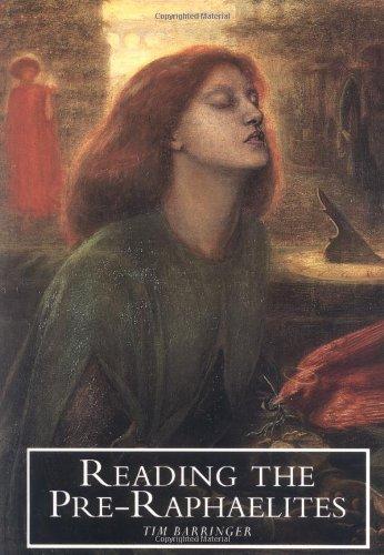 9780300077872: Reading the Pre-Raphaelites