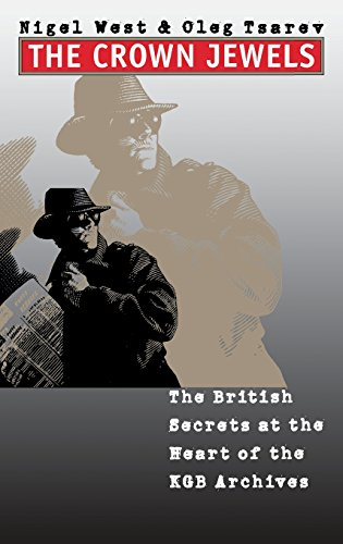 9780300078060: The Crown Jewels: The British Secrets at the Heart of the KGB Archives