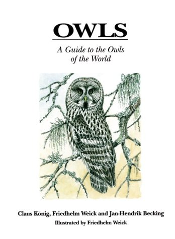 9780300079203: Owls: A Guide to the Owls of the World