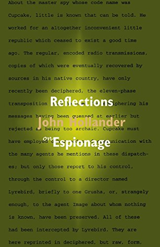 9780300079661: Reflections on Espionage: The Question of Cupcake