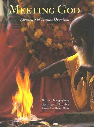 9780300079838: Meeting God: Elements of Hindu Devotion