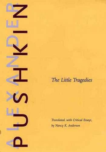 9780300080254: The Little Tragedies