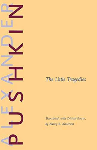 9780300080278: The Little Tragedies