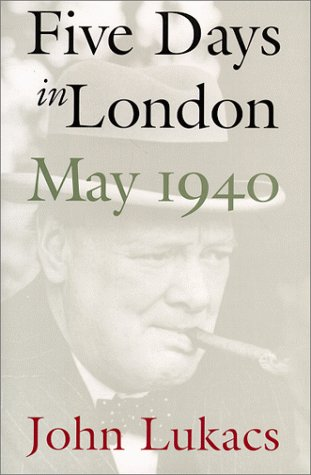 9780300080308: Five Days in London, May 1940