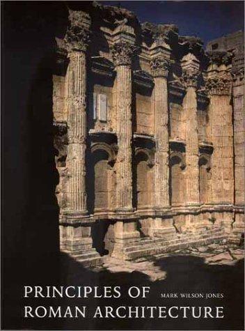 9780300081381: The Principles of Roman Architecture