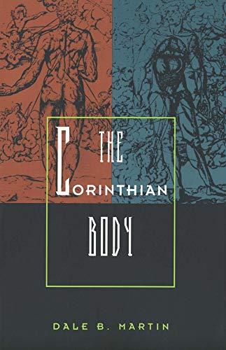 9780300081725: The Corinthian Body