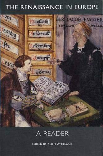 9780300082180: The Renaissance in Europe: A Reader (Open University: The Renaissance in Europe)