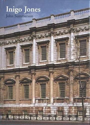 9780300082432: Inigo Jones (The Paul Mellon Centre for Studies in British Art)