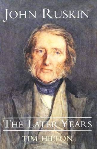 9780300082654: John Ruskin: The Early Years