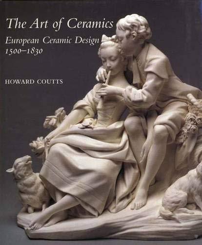 9780300083873: The Art of Ceramics: European Ceramic Design 1500-1830