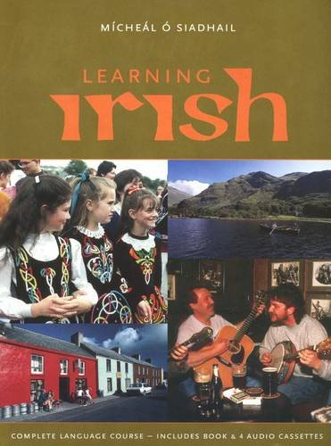 9780300084160: Learning Irish, Text, Audio, and Self-Tutor (Boxed set)