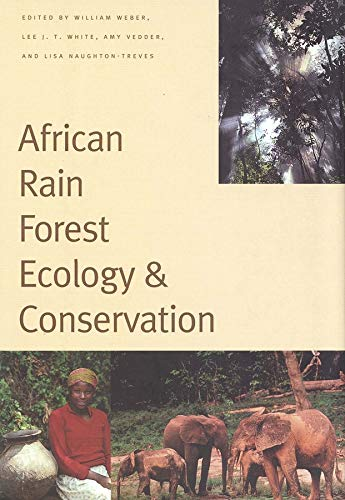 9780300084337: African Rain Forest Ecology