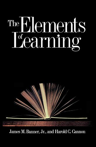 9780300084528: The Elements of Learning