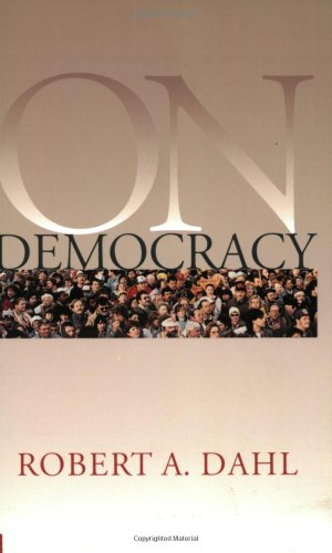 9780300084559: On Democracy (Yale Nota Bene)