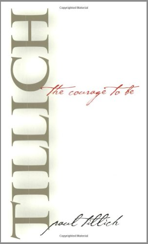 9780300084719: The Courage to Be