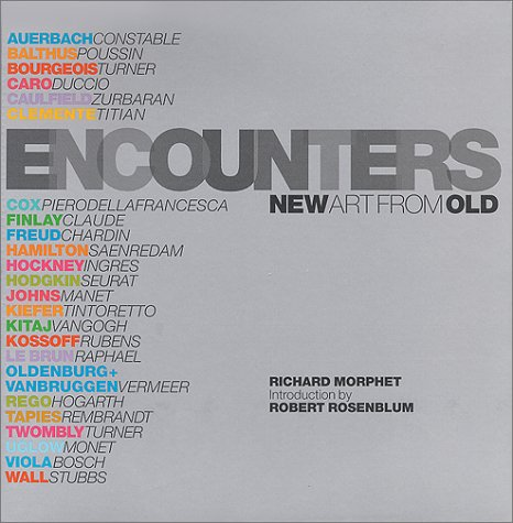 9780300084818: Encounters: New Art from Old