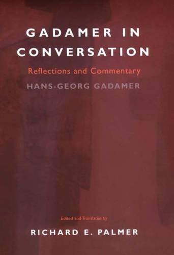 9780300084887: Gadamer In Conversation: Reflections and Commentary