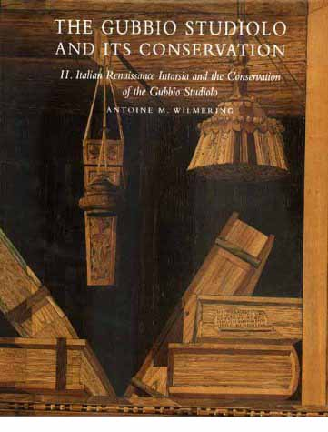 9780300085167: The Gubbio Studiolo in the Metropolitan Museum of Art Two Volumes