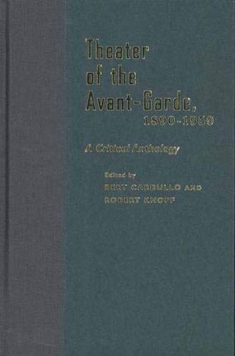 9780300085259: Theater of the Avant-Garde, 1890-1950: A Critical Anthology