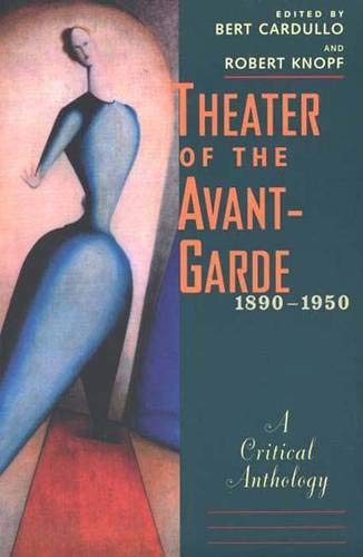 9780300085266: Theater of the Avant-garde 1890-1950: A Critical Anthology