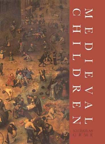 9780300085419: Medieval Children