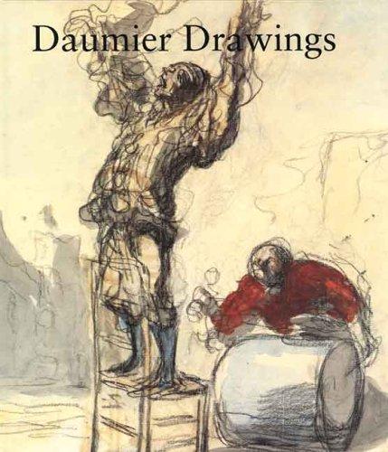 9780300085891: Daumier Drawings (Metropolitan Museum of Art)