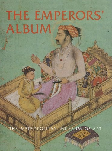 9780300086010: The Emperor's Album Images of Mughal India