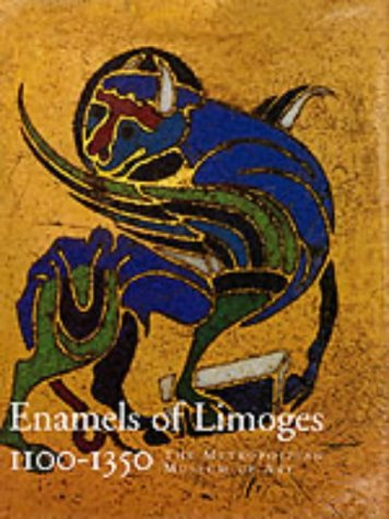 9780300086027: Enamels of Limoges: 1100--1350 (Metropolitan Museum of Art Series)