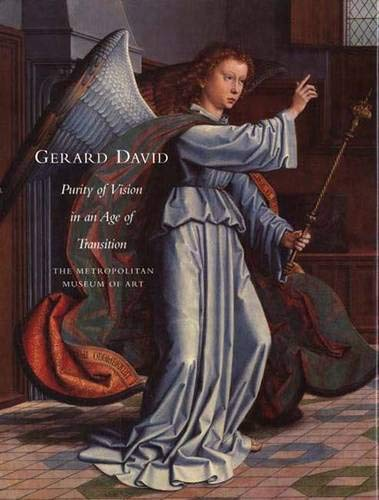 9780300086119: Gerard David A Purity of Vision in an Age of Transition