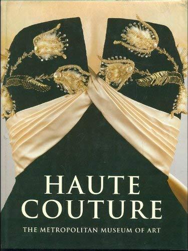 9780300086256: Haute Couture