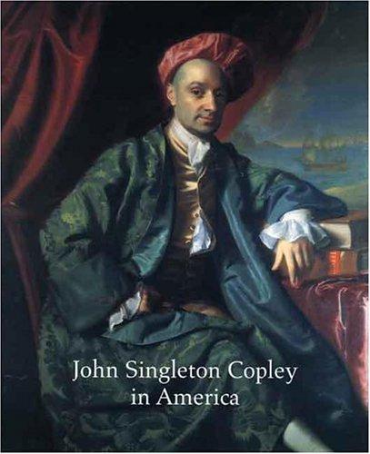 9780300086317: John Singleton Copley in America