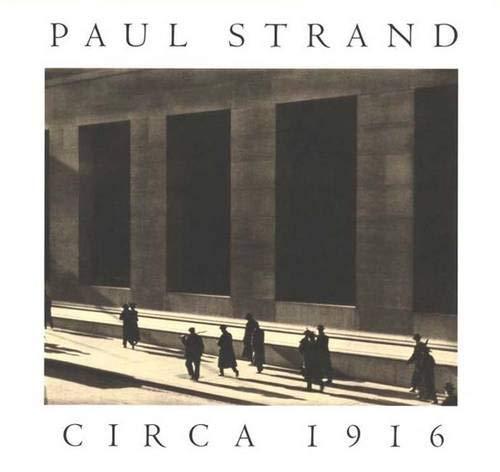 Paul Strand Circa 1916: Hambourg, Maria Morris