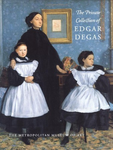 9780300086560: The Private Collection of Edgar Degas