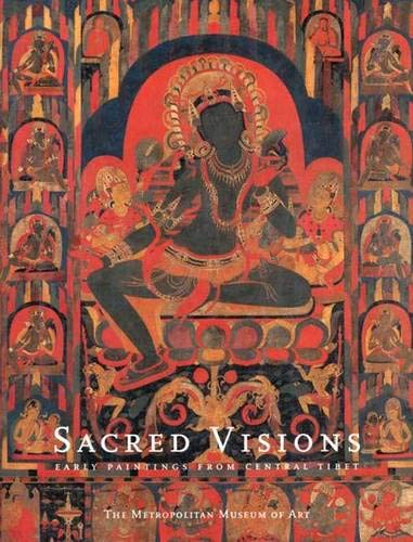 9780300086652: Sacred Visions Early Paintings from Central Tibet