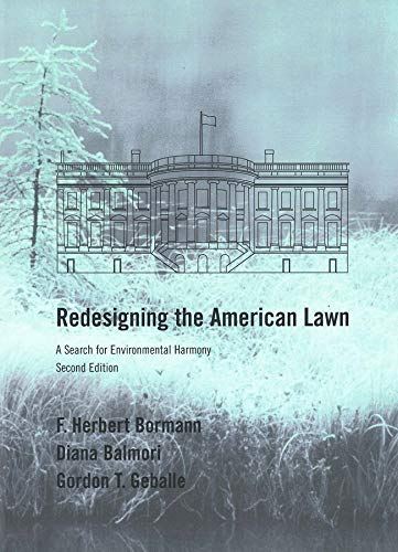 9780300086942: Redesigning the American Lawn: A Search for Environmental Harmony, Second Edition