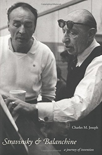9780300087123: Stravinsky and Balanchine: A Journey of Invention