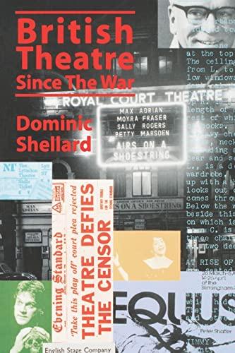9780300087376: British Theatre Since the War