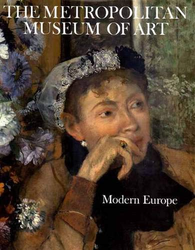 9780300087888: Modern Europe (Metropolitan Museum of Art Series)