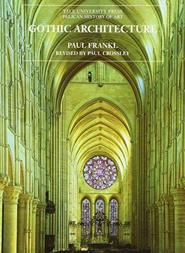 9780300087994: Gothic Architecture (The Yale University Press Pelican History of Art)