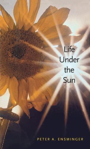9780300088045: Life Under the Sun