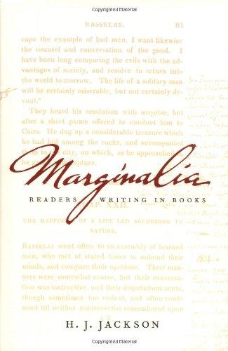 9780300088168: Marginalia: Readers Writing in Books