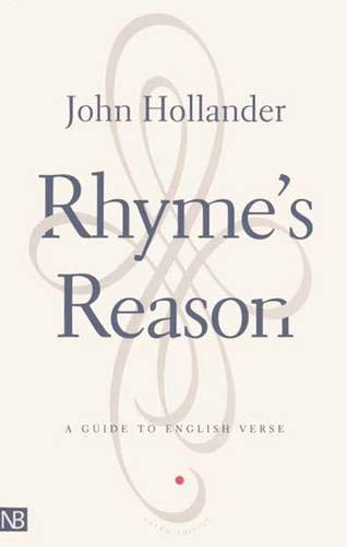 9780300088328: Rhyme's Reason: A Guide to English Verse
