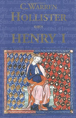 9780300088588: Henry I (The English Monarchs Series)