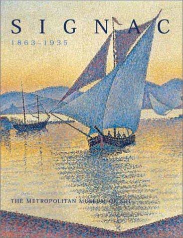 9780300088601: Paul Signac, 1863-1935