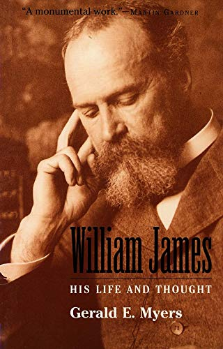 9780300089172: William James: His Life and Thought