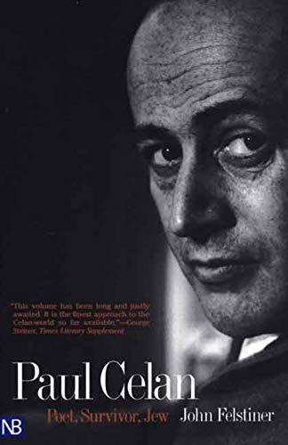 9780300089226: Paul Celan: Poet, Survivor, Jew (Yale Nota Bene)