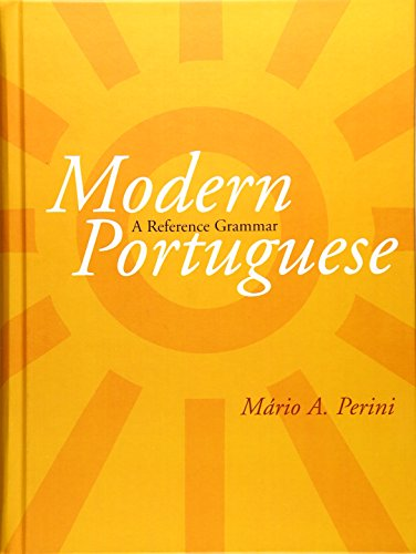 9780300091557: Modern Portuguese: A Reference Grammar