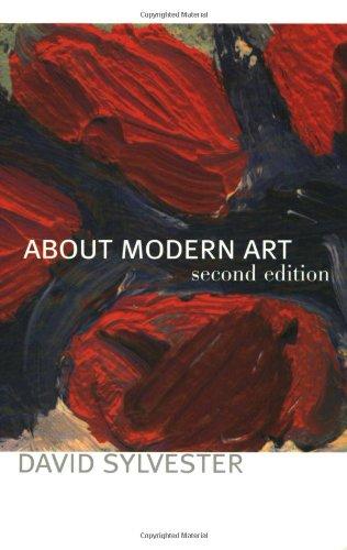 About Modern Art: Sylvester, David