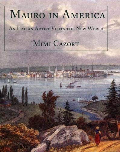 Mauro in America, an Italian Artist Visits the New World: CAZORT, Mimi