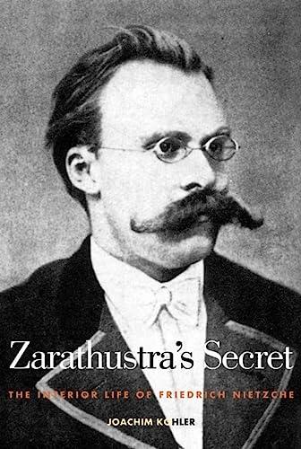 9780300092783: Zarathustra's Secret